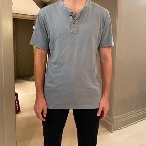 Eddie Bauer Men's Short Sleeve Henley